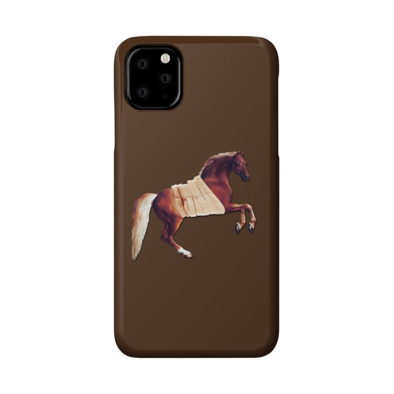 Thoroughbread Accessories Phone Case by Thomas Orrow