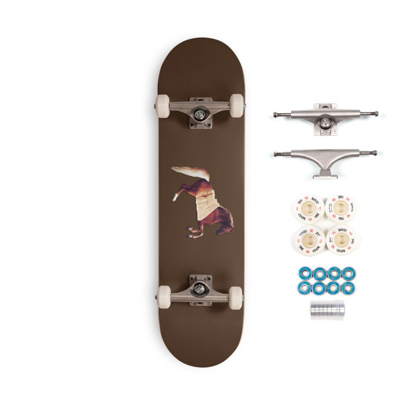 Thoroughbread Accessories Complete - Premium Skateboard by Thomas Orrow