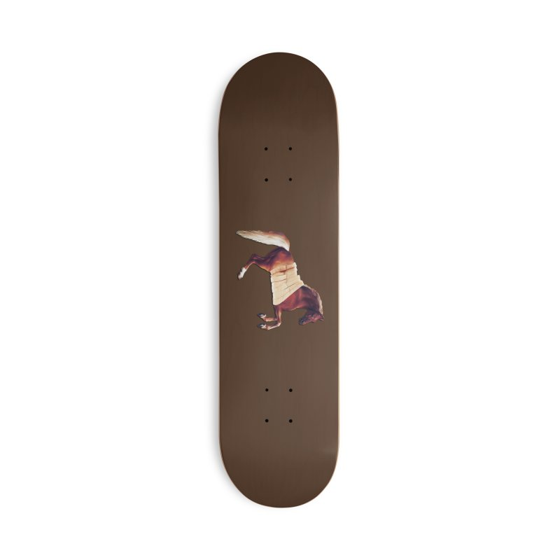 Thoroughbread Accessories Deck Only Skateboard by Thomas Orrow