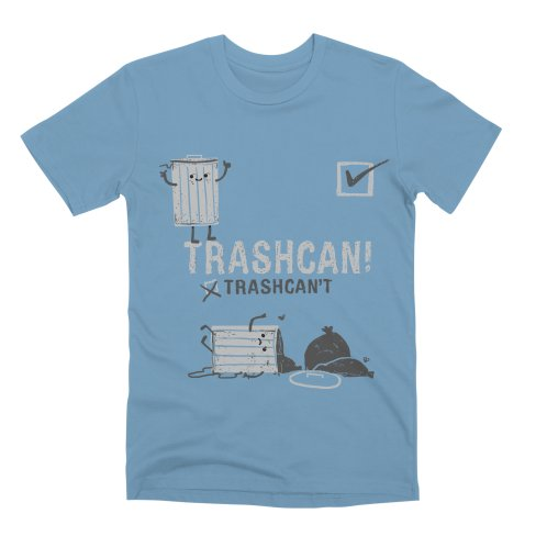 image for Trashcan! Trashcan't