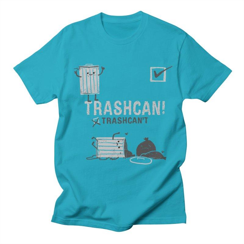 Trashcan! Trashcan't Women's Regular Unisex T-Shirt by Thomas Orrow