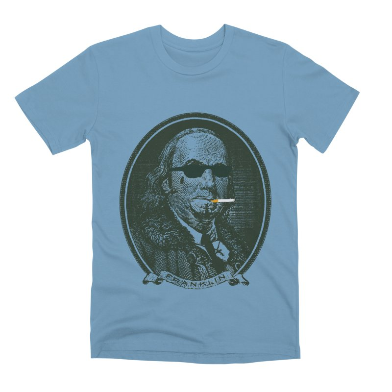 All About Da Benjamins Men's Premium T-Shirt by Thomas Orrow