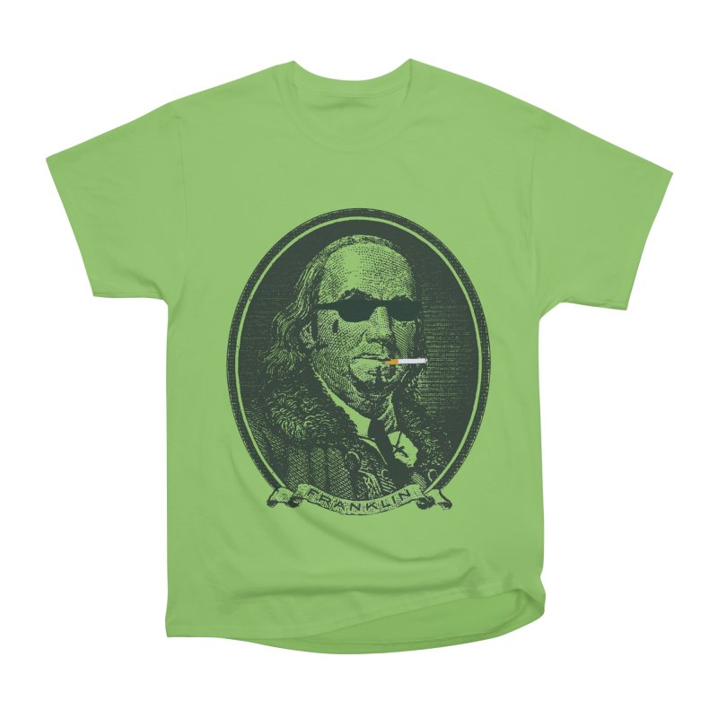 All About Da Benjamins Women's Heavyweight Unisex T-Shirt by Thomas Orrow