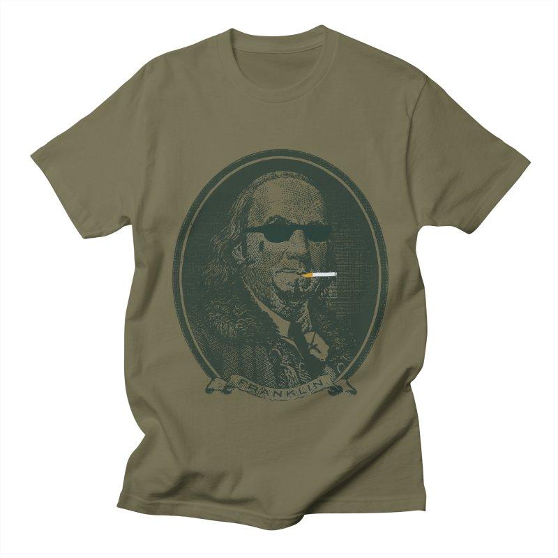 All About Da Benjamins Men's Regular T-Shirt by Thomas Orrow