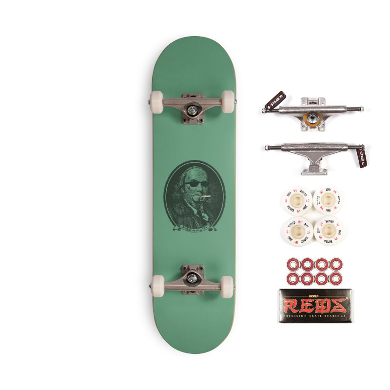All About Da Benjamins Accessories Complete - Pro Skateboard by Thomas Orrow