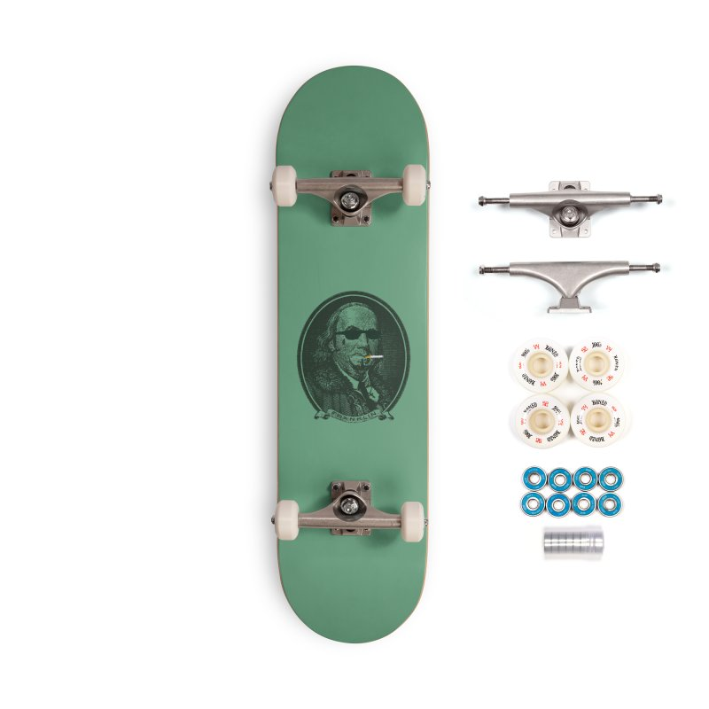 All About Da Benjamins Accessories Complete - Premium Skateboard by Thomas Orrow