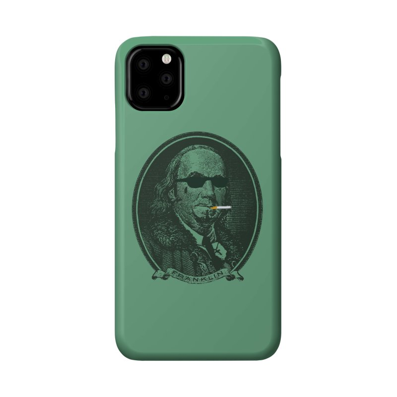 All About Da Benjamins Accessories Phone Case by Thomas Orrow