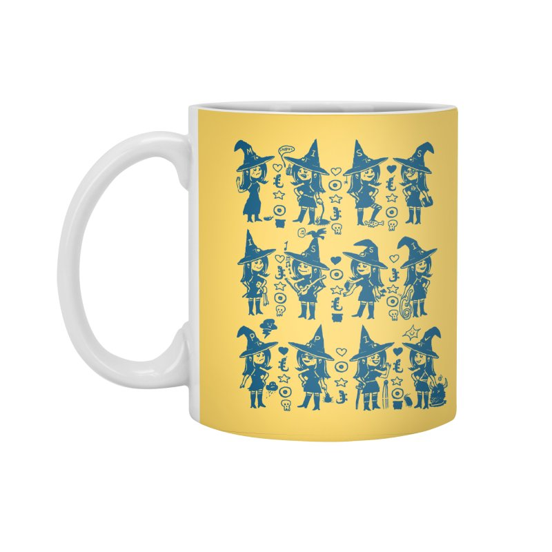 She Cast a Spell On Me Accessories Standard Mug by Thomas Orrow