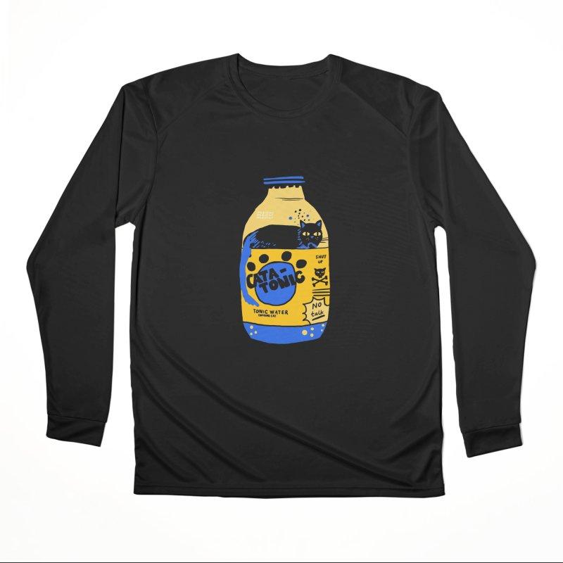 Catatonic Women's Performance Unisex Longsleeve T-Shirt by Thomas Orrow
