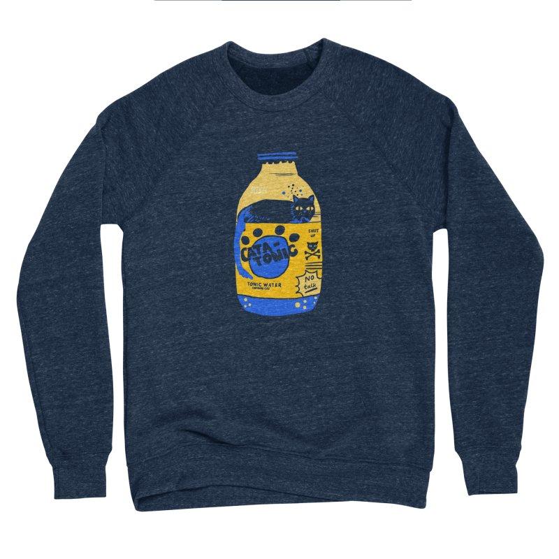 Catatonic Women's Sponge Fleece Sweatshirt by Thomas Orrow
