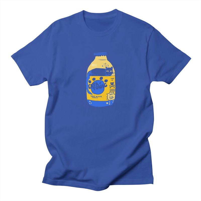 Catatonic Women's Regular Unisex T-Shirt by Thomas Orrow