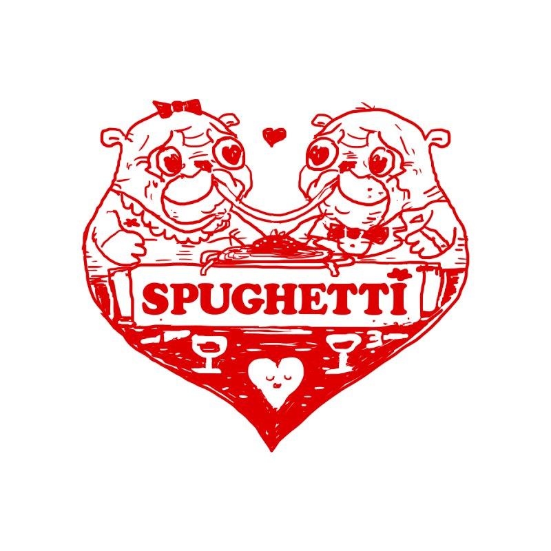 Spughetti Women's Scoop Neck by Thomas Orrow