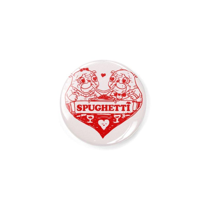 Spughetti Accessories Button by Thomas Orrow