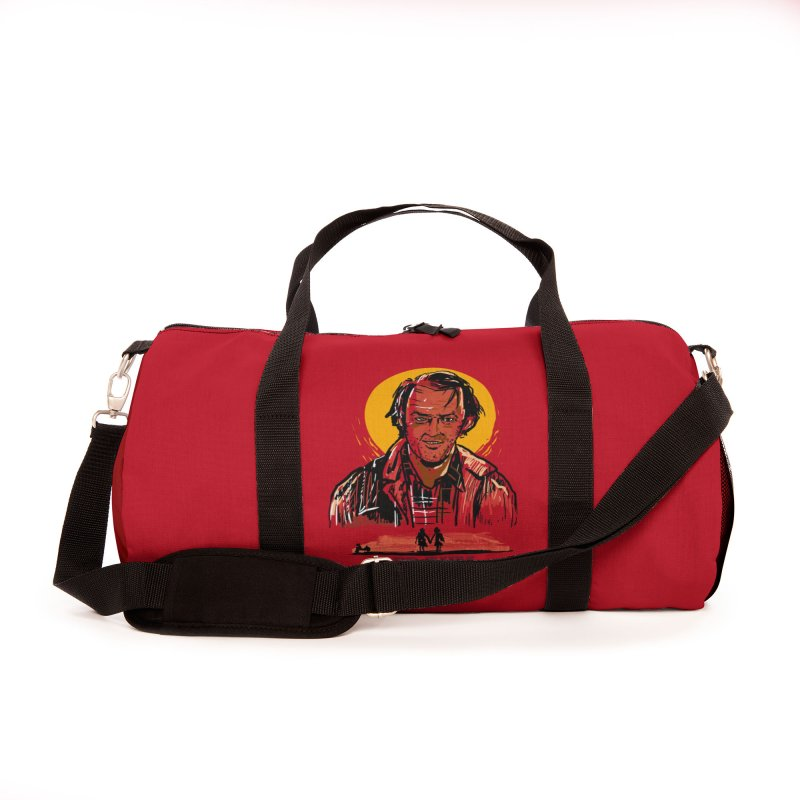 Red Rum Accessories Bag by Thomas Orrow