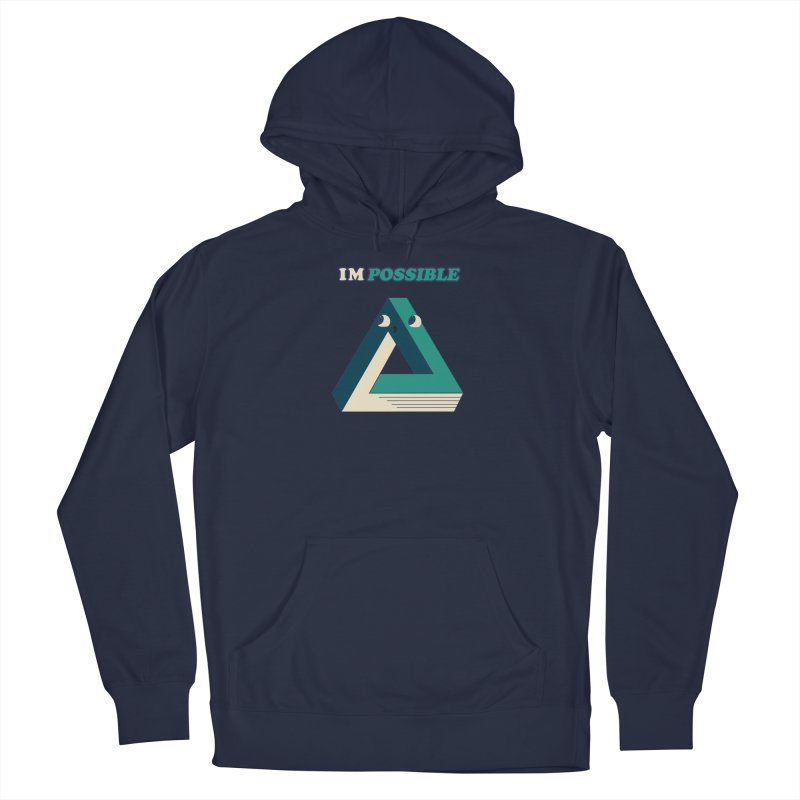 Possible Men's Pullover Hoody by Thomas Orrow
