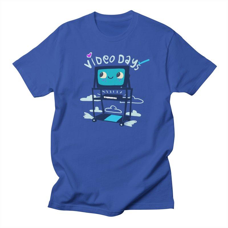 Video Days Men's T-Shirt by Thomas Orrow