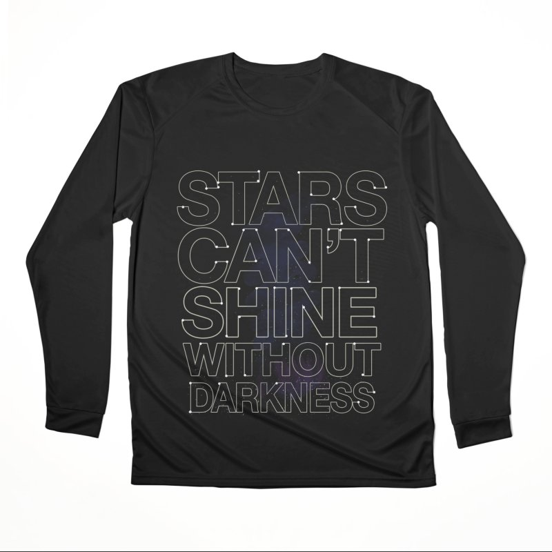 Stars Men's Longsleeve T-Shirt by Thomas Orrow