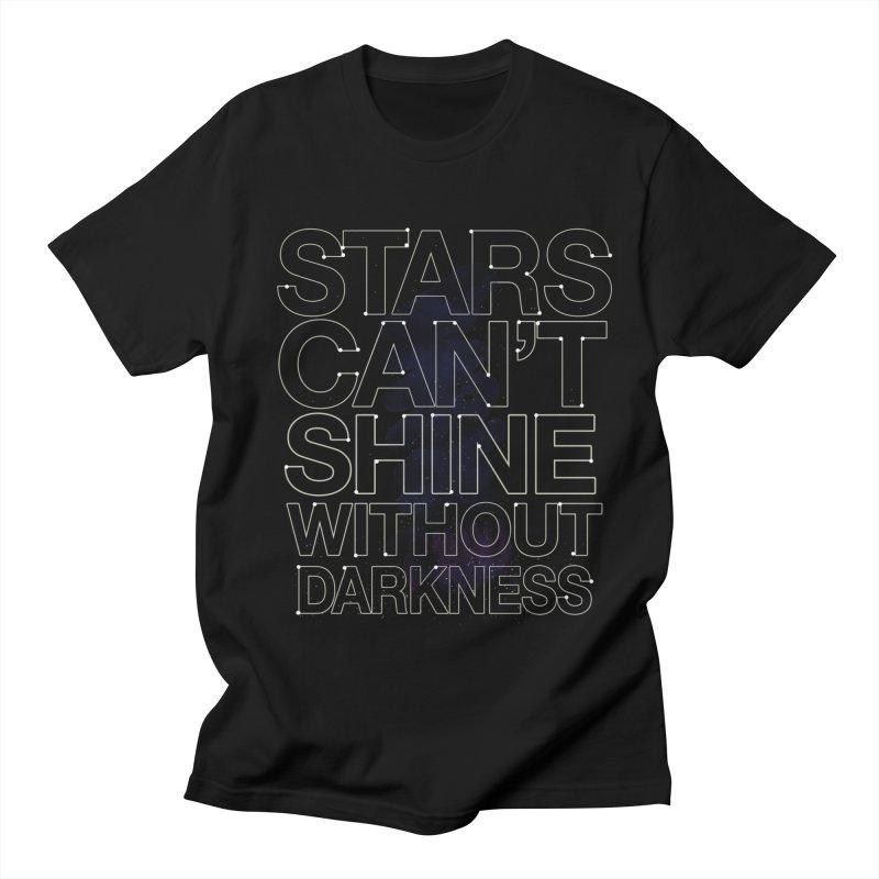 Stars Men's T-Shirt by Thomas Orrow