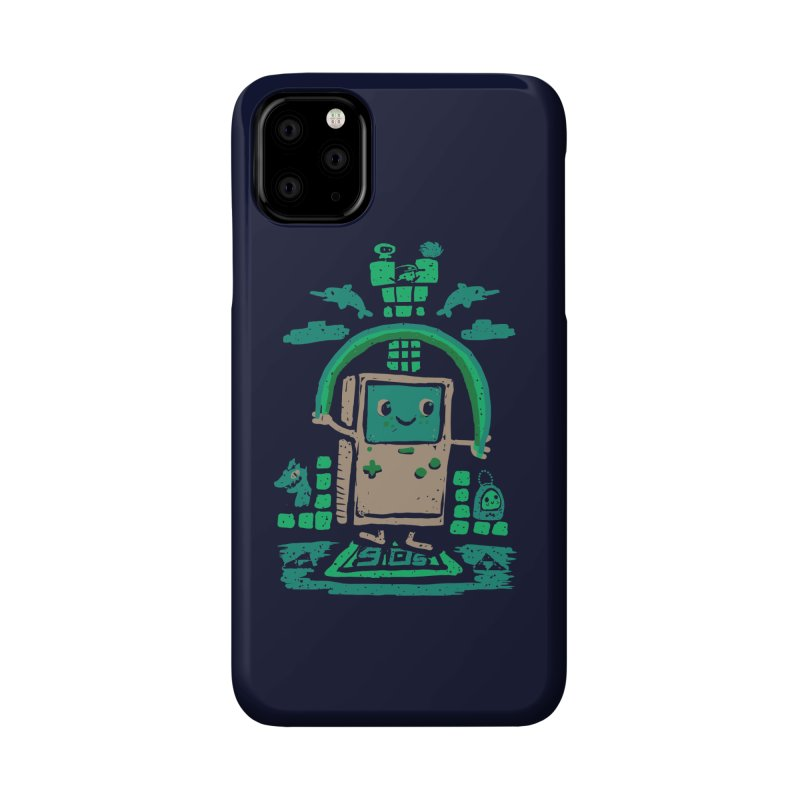 90s Kid Accessories Phone Case by Thomas Orrow