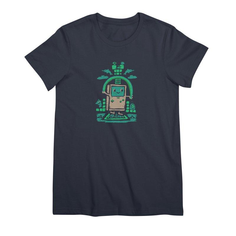 90s Kid Women's T-Shirt by Thomas Orrow