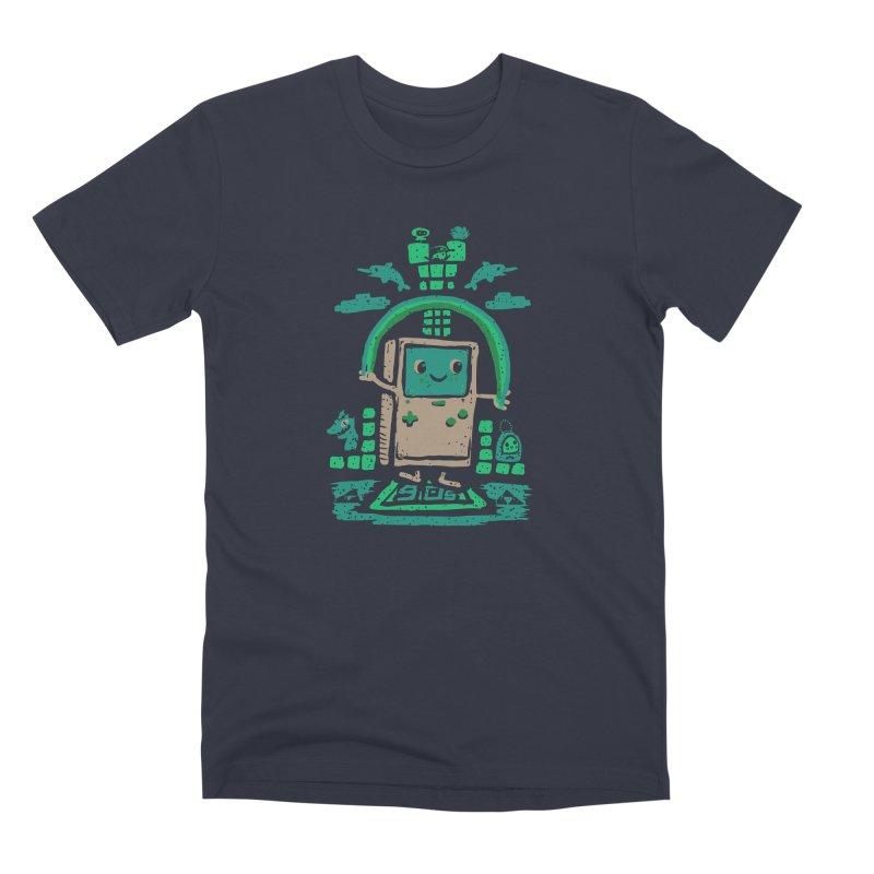 90s Kid Men's T-Shirt by Thomas Orrow