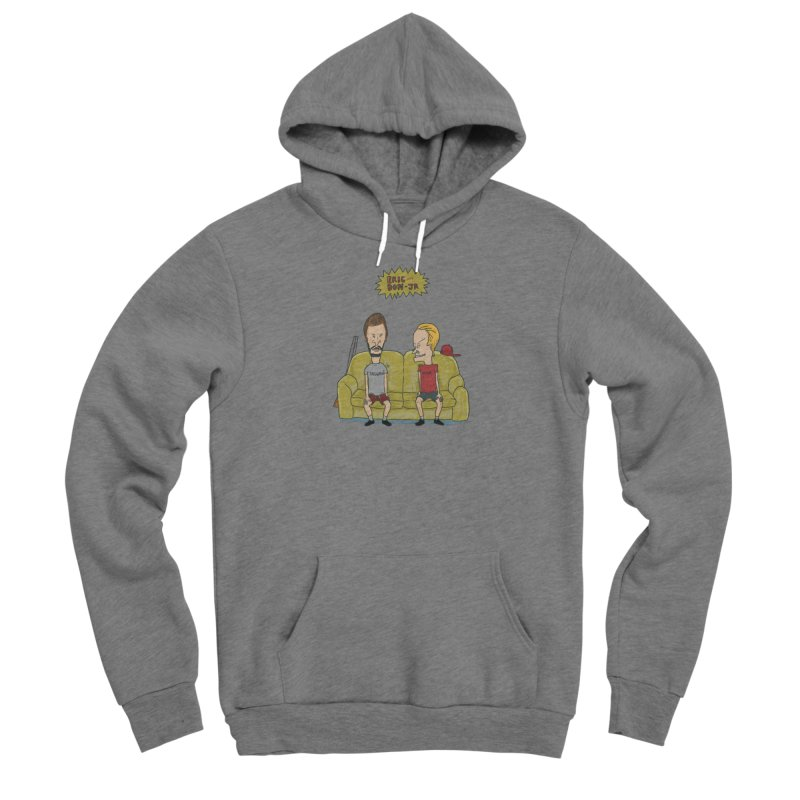 The Butt-Heads Men's Pullover Hoody by Thomas Orrow
