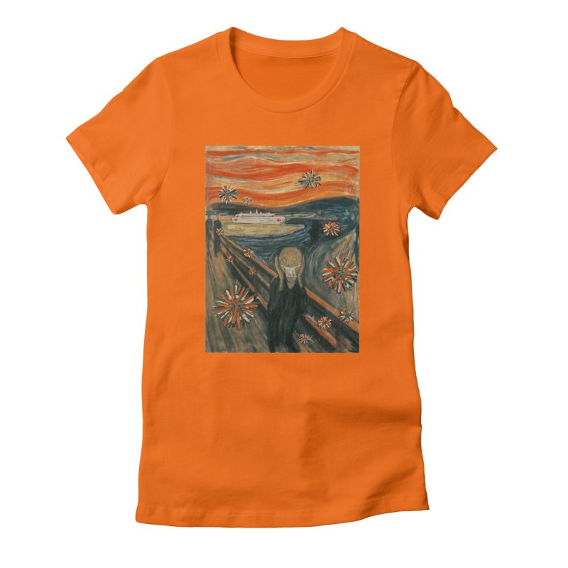 The Rona Women's T-Shirt by Thomas Orrow