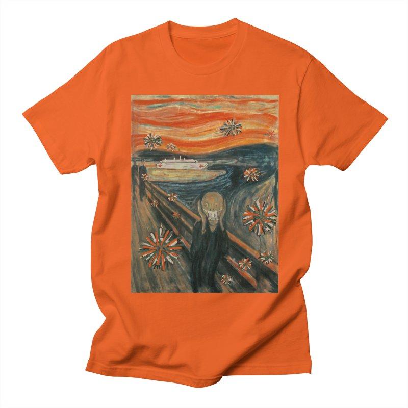 The Rona Men's T-Shirt by Thomas Orrow