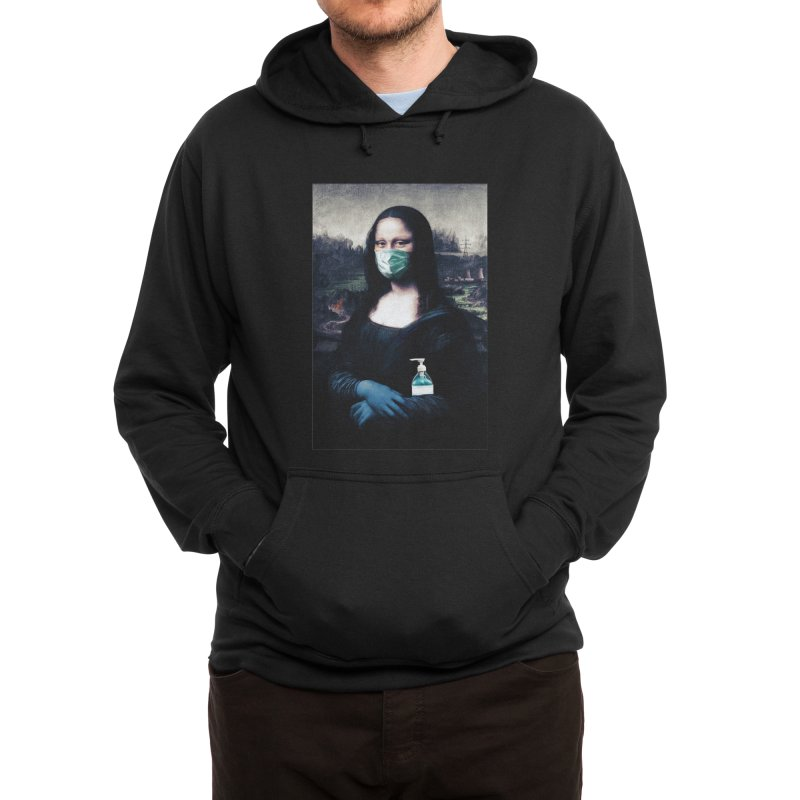 I'm Not Smiling Anymore Men's Pullover Hoody by Thomas Orrow