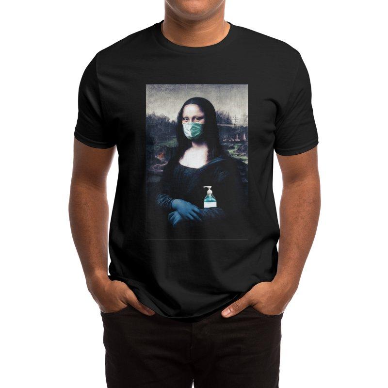 I'm Not Smiling Anymore Men's T-Shirt by Thomas Orrow