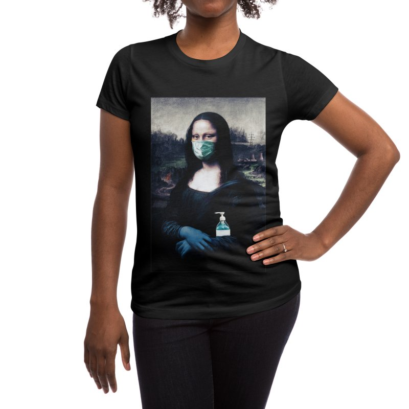 I'm Not Smiling Anymore Women's T-Shirt by Thomas Orrow