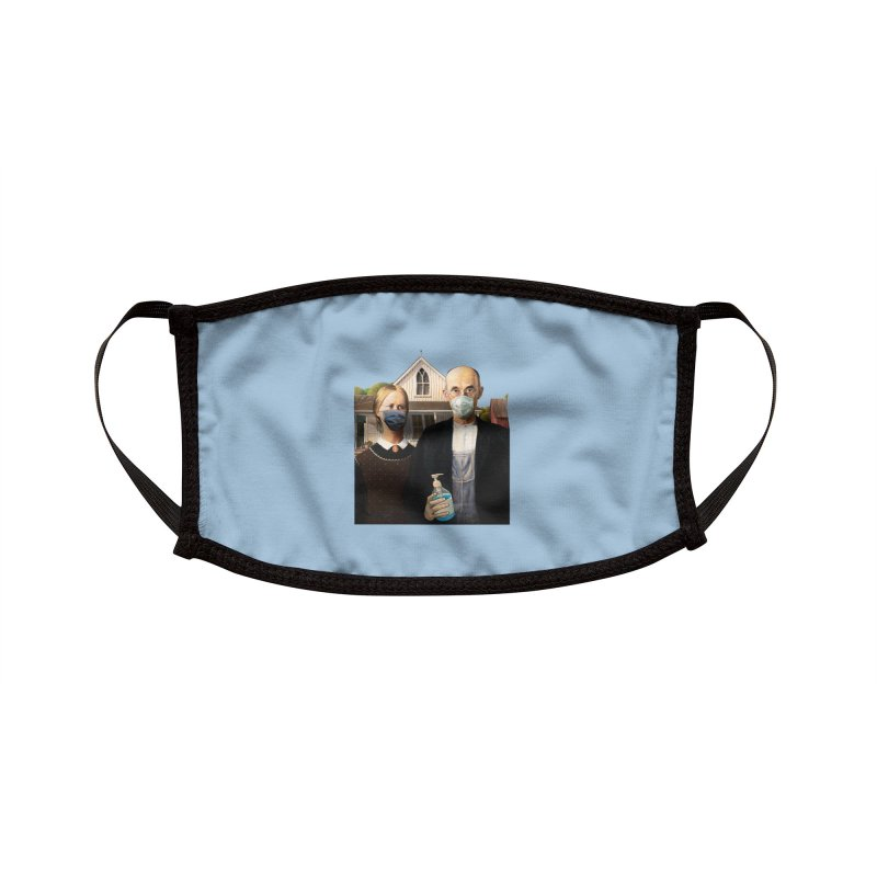 American Pandemic Accessories Face Mask by Thomas Orrow