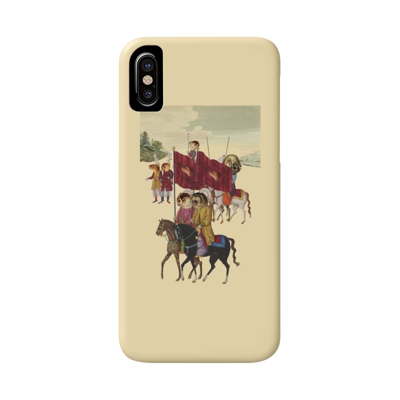 The Ottoman Empire Accessories Phone Case by Thomas Orrow