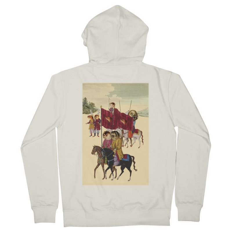 The Ottoman Empire Men's Zip-Up Hoody by Thomas Orrow