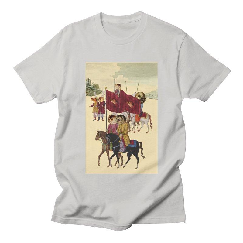The Ottoman Empire Men's T-shirt by Thomas Orrow