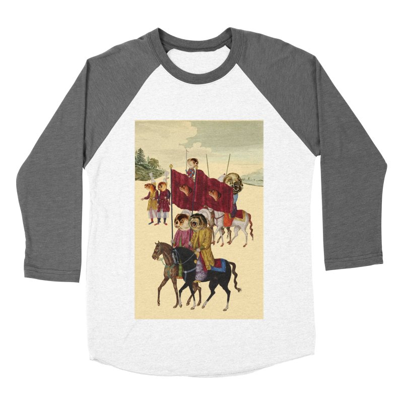 The Ottoman Empire Men's Baseball Triblend T-Shirt by Thomas Orrow