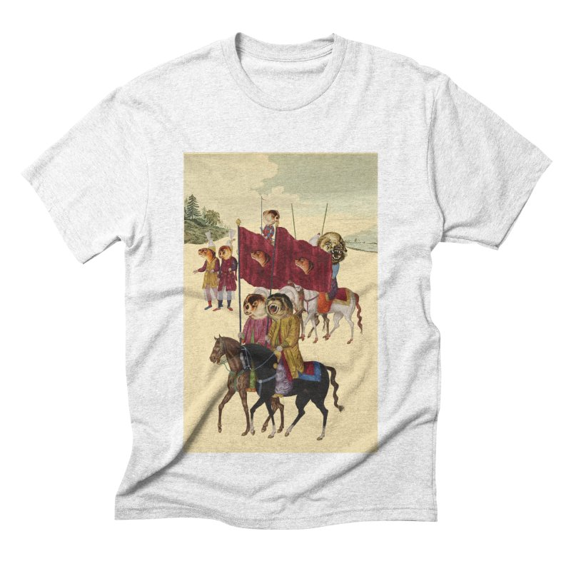 The Ottoman Empire Men's Triblend T-shirt by Thomas Orrow