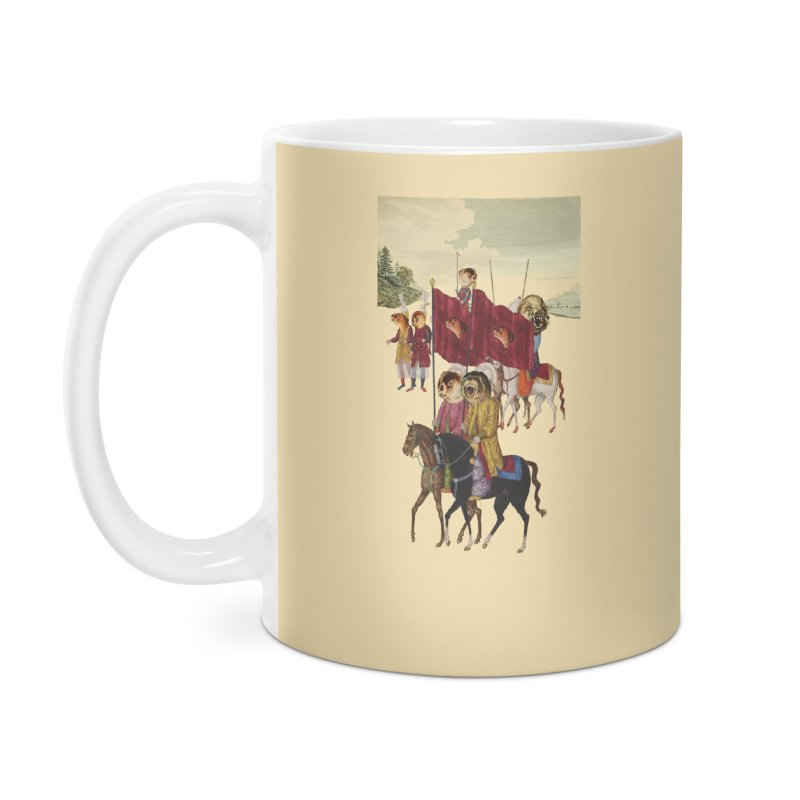 The Ottoman Empire Accessories Mug by Thomas Orrow