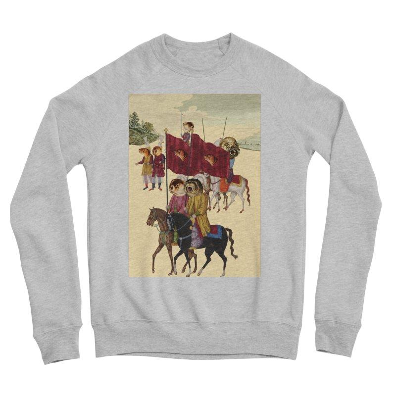 The Ottoman Empire Men's Sponge Fleece Sweatshirt by Thomas Orrow