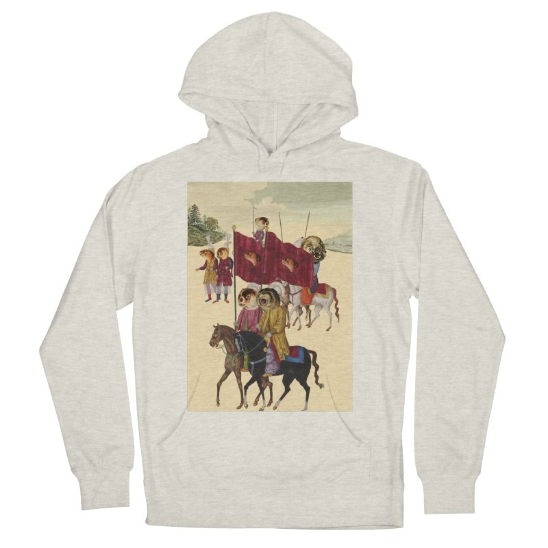 The Ottoman Empire Men's French Terry Pullover Hoody by Thomas Orrow