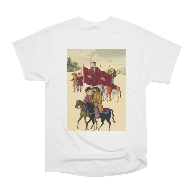The Ottoman Empire Men's Heavyweight T-Shirt by Thomas Orrow