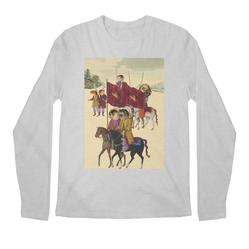 The Ottoman Empire Men's Longsleeve T-Shirt by Thomas Orrow