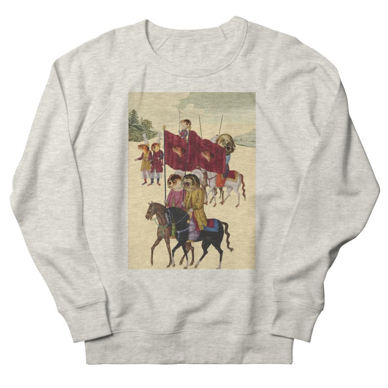 The Ottoman Empire Women's French Terry Sweatshirt by Thomas Orrow