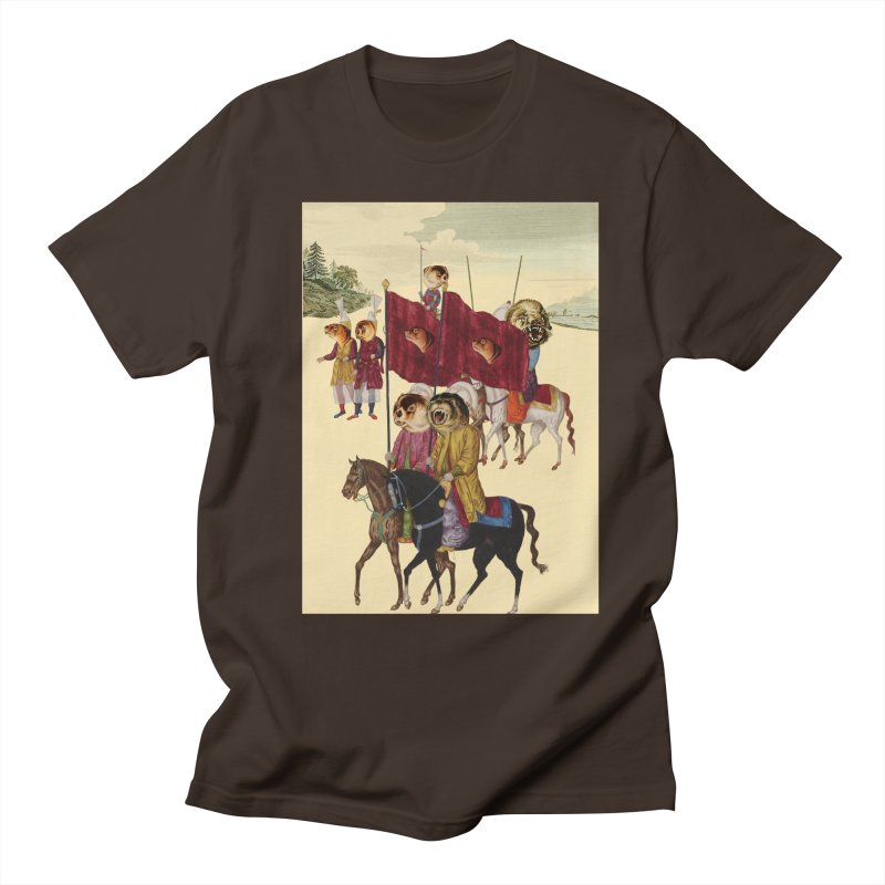 The Ottoman Empire Men's Regular T-Shirt by Thomas Orrow