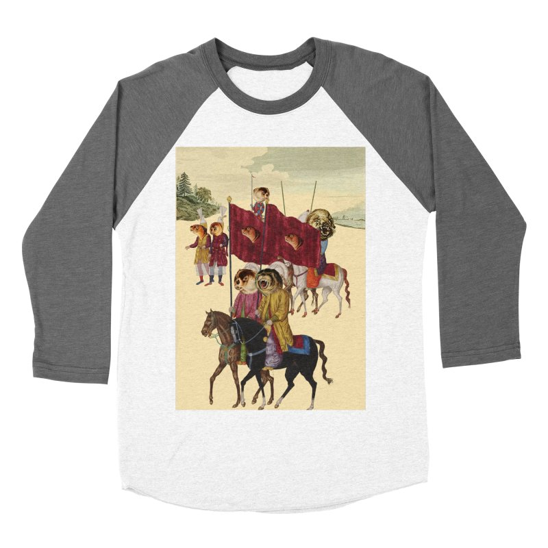 The Ottoman Empire Men's Baseball Triblend Longsleeve T-Shirt by Thomas Orrow