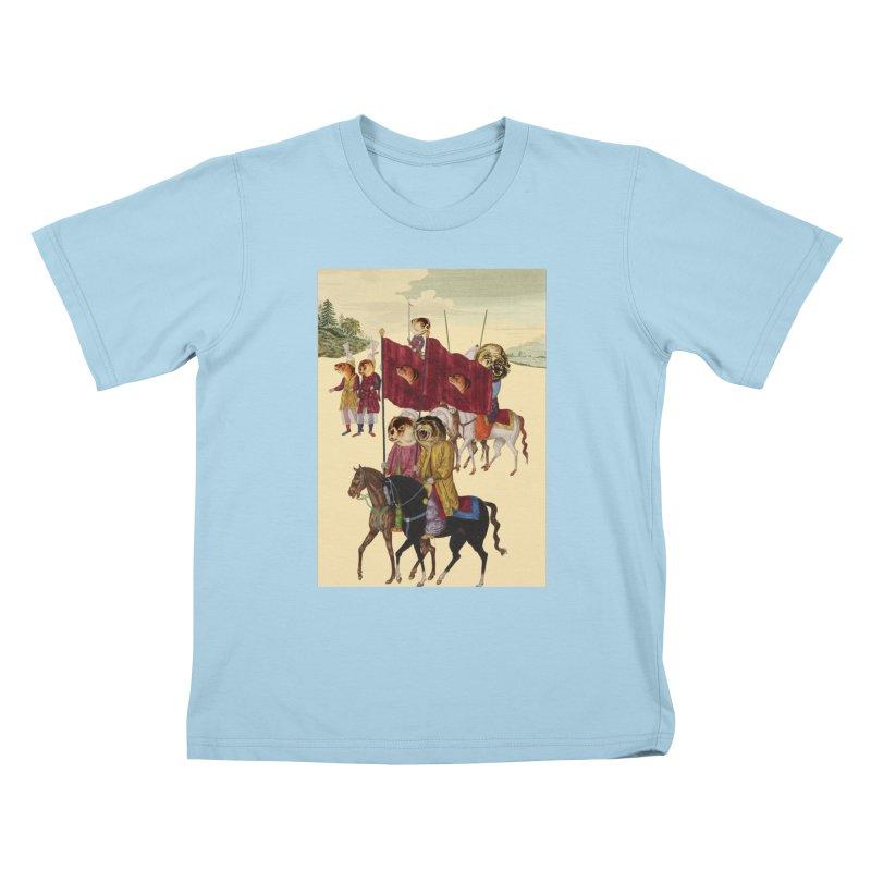 The Ottoman Empire Kids T-Shirt by Thomas Orrow