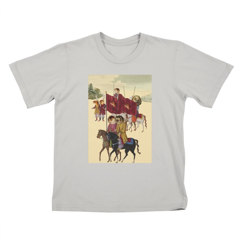 The Ottoman Empire Kids T-Shirt by Thomas Orrow