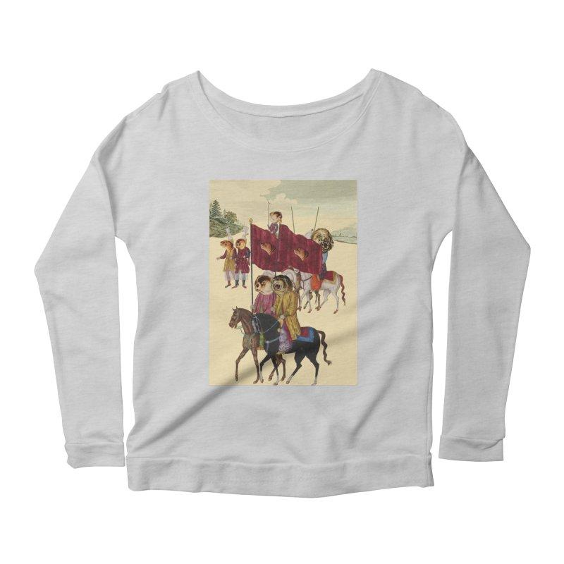 The Ottoman Empire Women's Scoop Neck Longsleeve T-Shirt by Thomas Orrow
