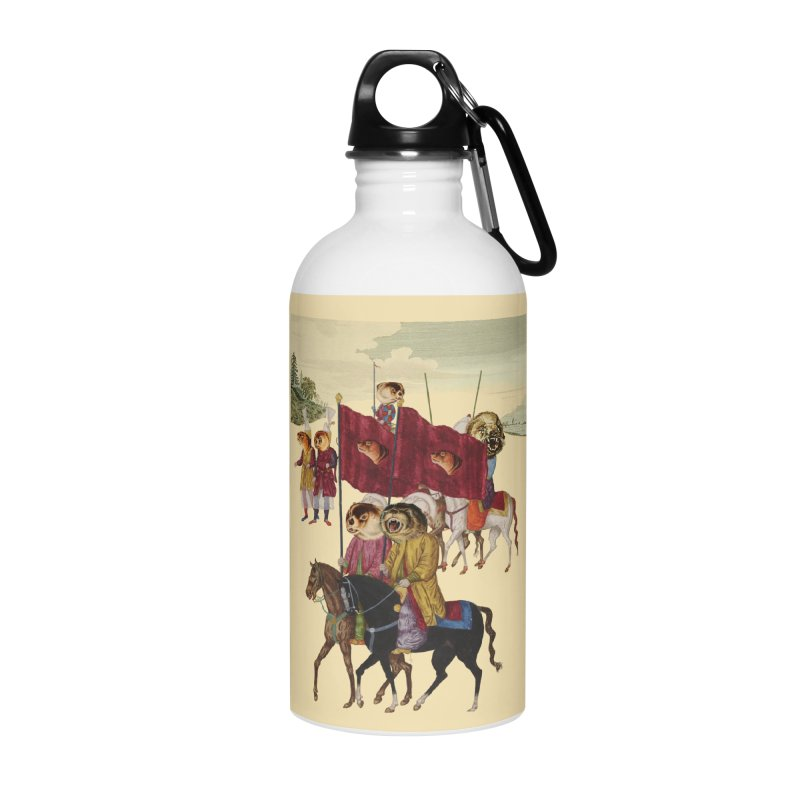 The Ottoman Empire Accessories Water Bottle by Thomas Orrow