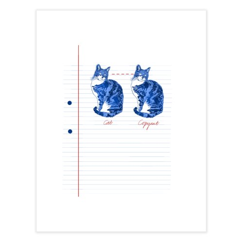 image for The Copycat Test